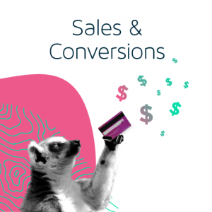 'Sales & Conversions' program product image